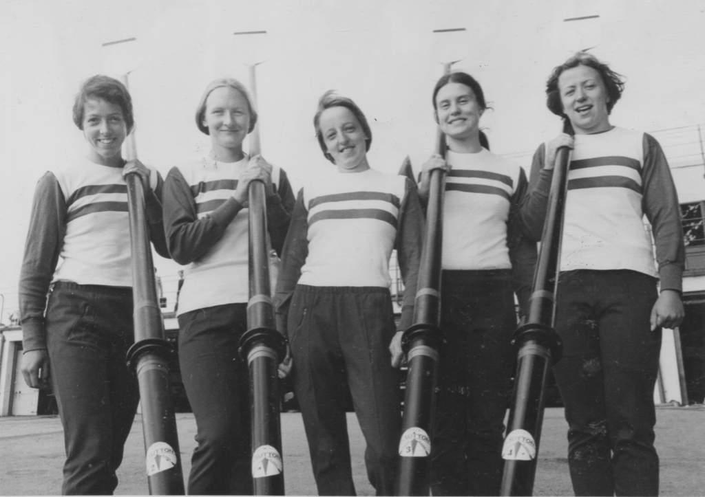 Montreal 76 coxed four