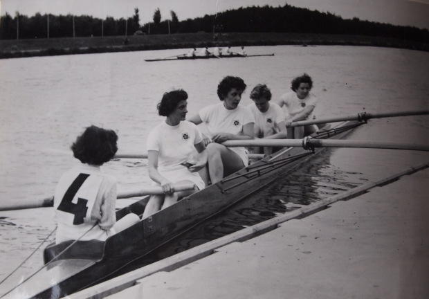 GB 4+ from Stuart Ladies RC