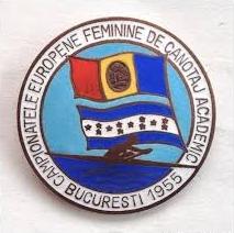 1955 badge women