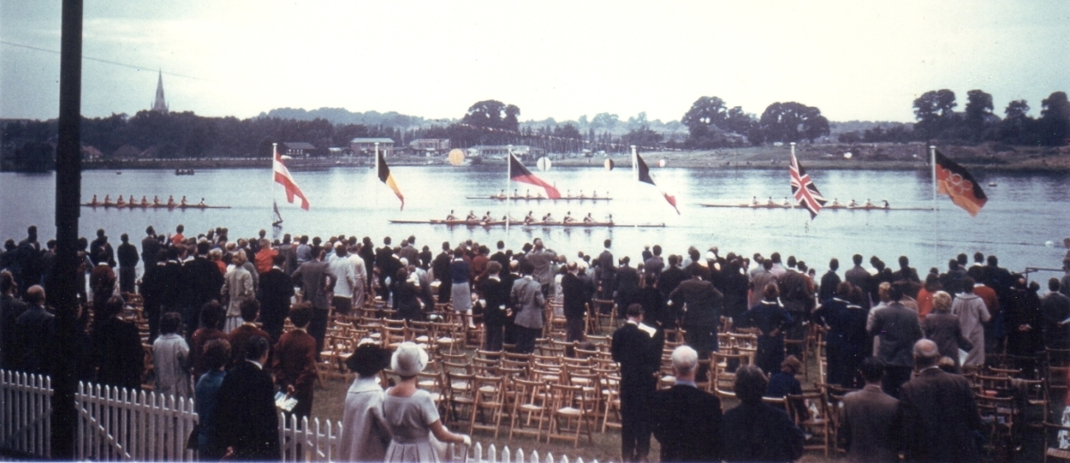 1960 Women's European Rowing Championships