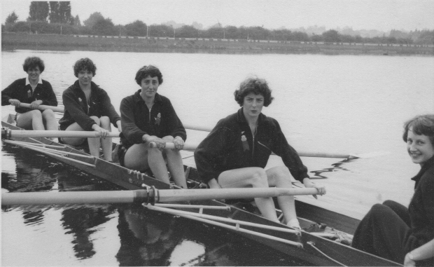 1960 coxed four
