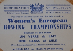 Milk voucher