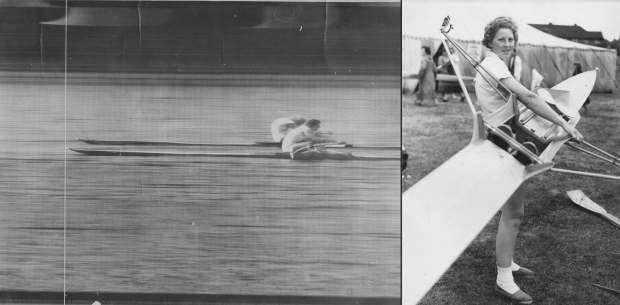 1960 photo finish and boating