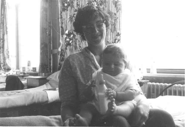 1960 Wesh Harp Pauline Horan and Nickie