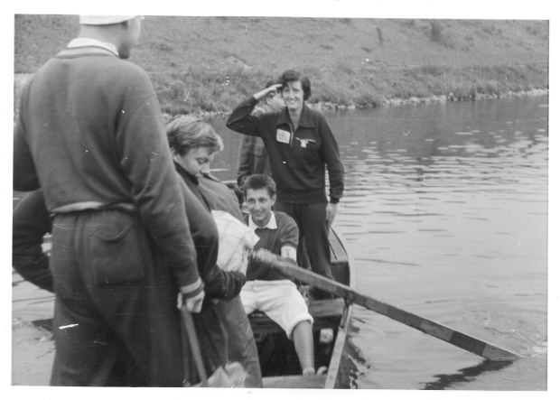 1961 en bateau for oarsmans island