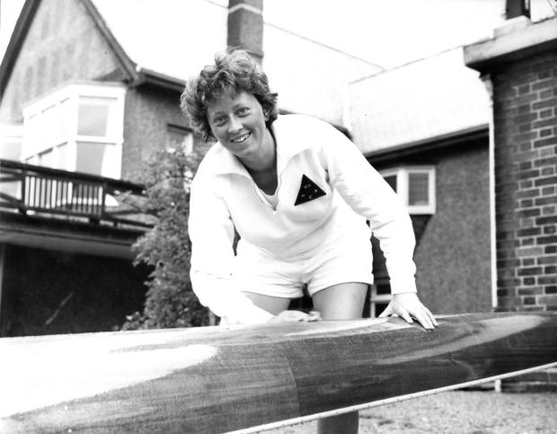 1961 Jill Ferguson