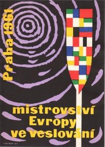 1961 Prague poster