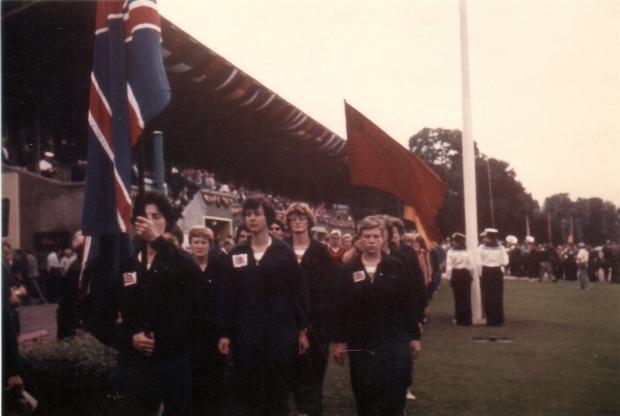 1962 opening parade