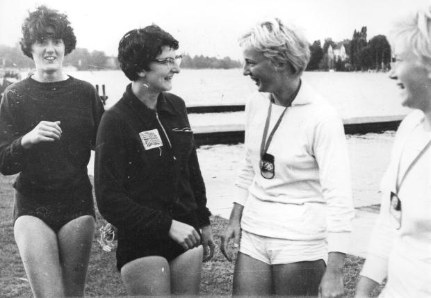1962 copyright Sportecho Klar