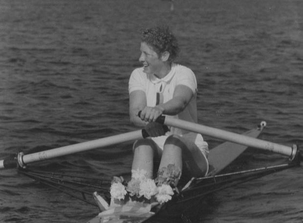1962 Grunau regatta