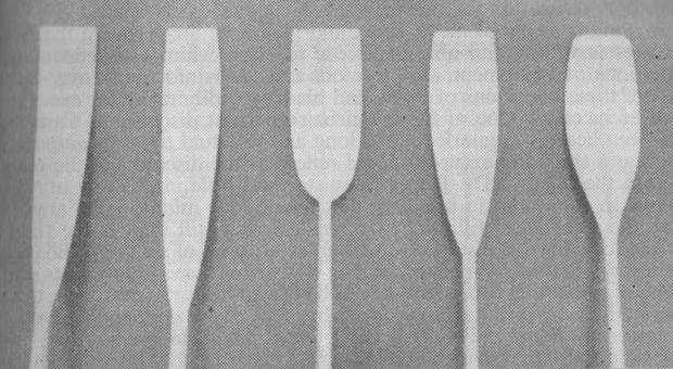 1964 Almanack – blades