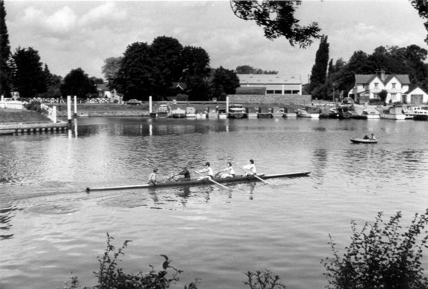1965 June UU at Weybridge