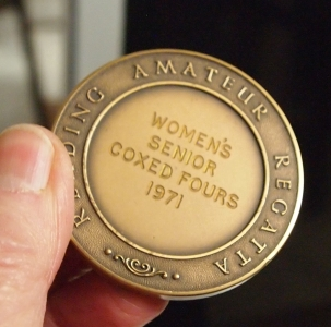 Winner's medal