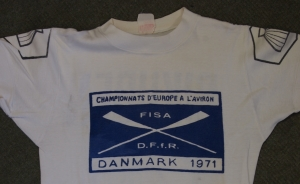 1971 t-shirt belonging to Christine Davis