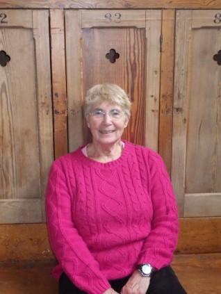 Pauline in 2016.