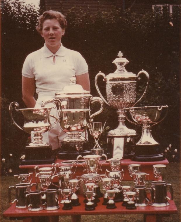 1962 trophies