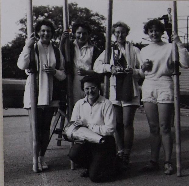 Racing in 1955