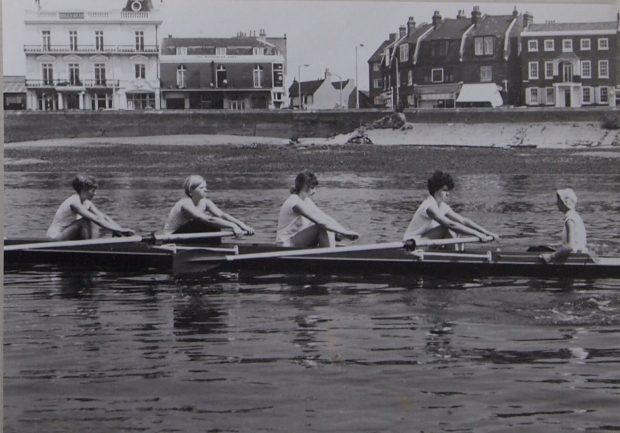 St George's coxed four