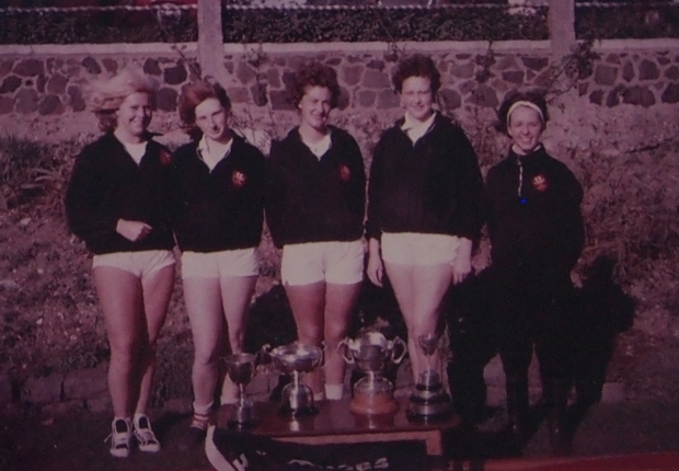 Members of St George's Ladies RC
