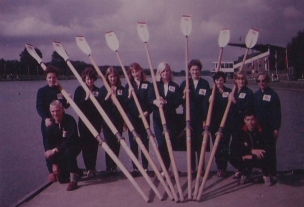 GB women's eight 1966