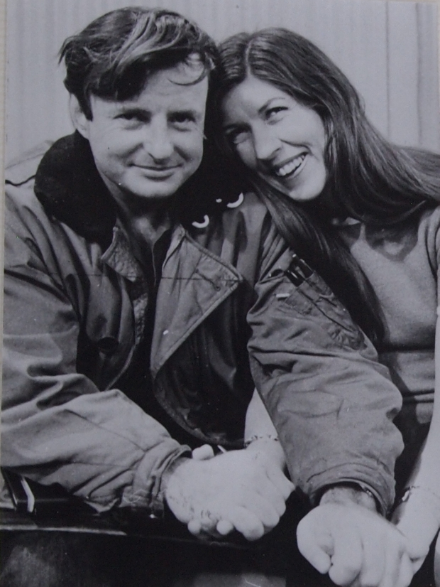 John Fairfax and Sylvia Cook