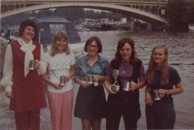 Stourport Regatta 1973