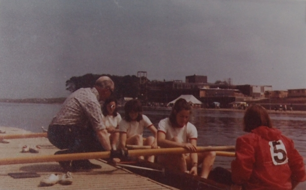 National Rowing Championships 1972