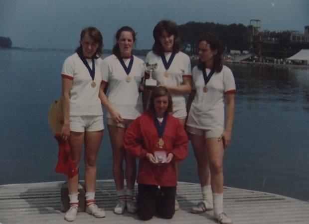 St George's crew 1972