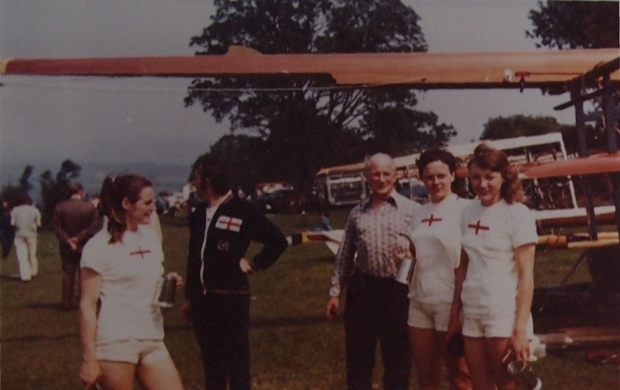 St George's Ladies Rowing Club 1972