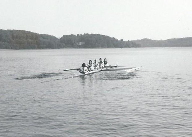 1974 British Quad Ratzeburg