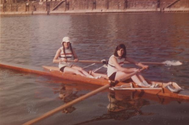 1974-Lin Clark Liz Monti