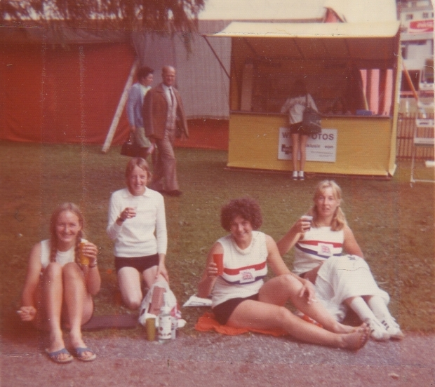 1974-My retirement celebration