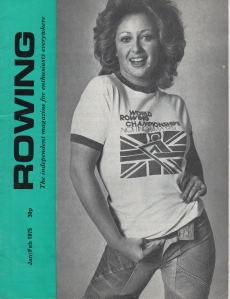 1975 Jan/Feb Rowing cover