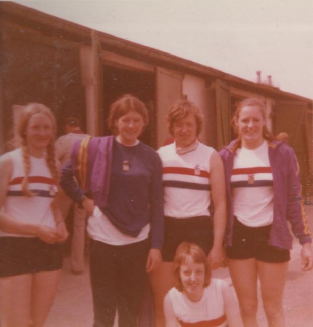 1975 Mannheim 4+
