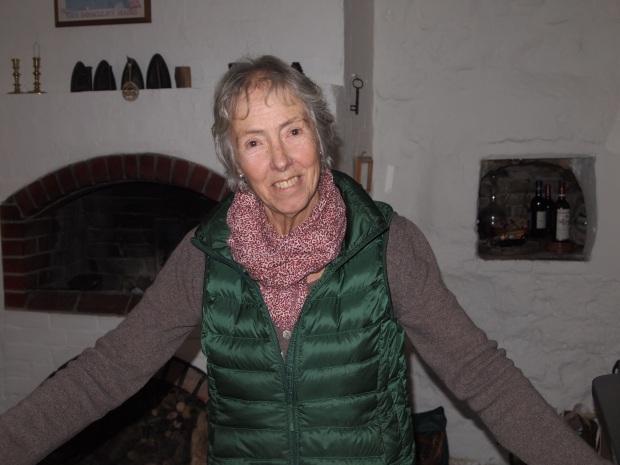 Diana Bishop in 2017