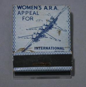 Women's ARA Book Matches