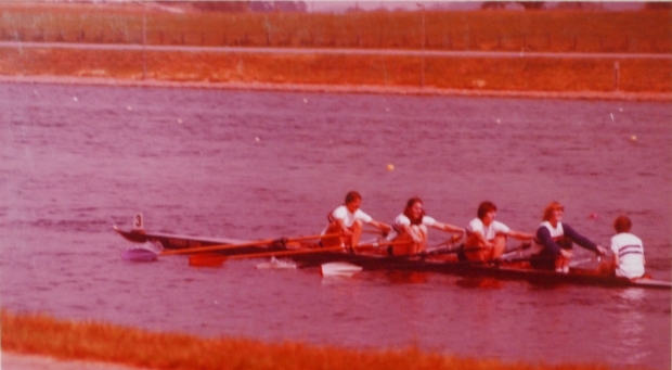 Nottingham International Regatta 1977