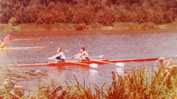 GB women's double scull 1977