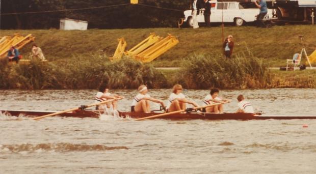 GB W4+ 1977