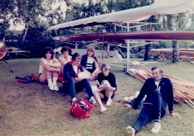 Ratzeburg Regatta 1977