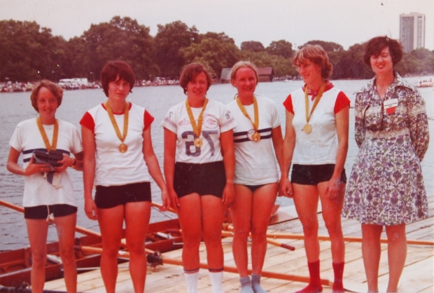 Serpentine Regatta 1977