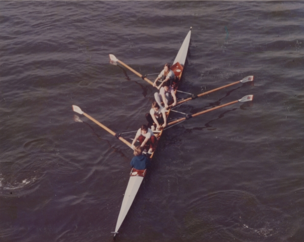 1978 W4+ probably on the Tideway