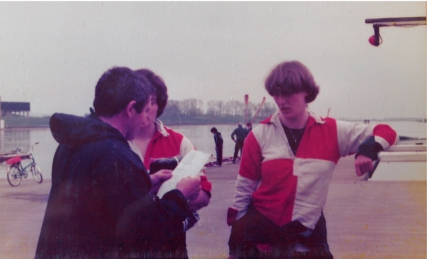 GB women's double at final trials 1978