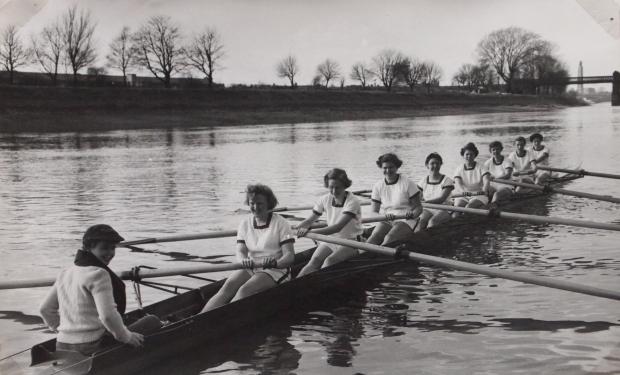 Frances Bigg Rowing Story