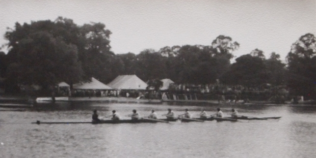 UUWBC VIII at Serpentine Regatta 1957
