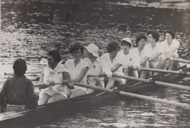 1957 GB women's eight