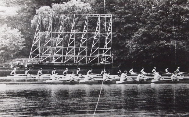 1962 eights repechage