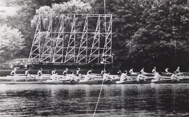 1962 eights repechage