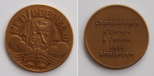 1964 commemorative medallions