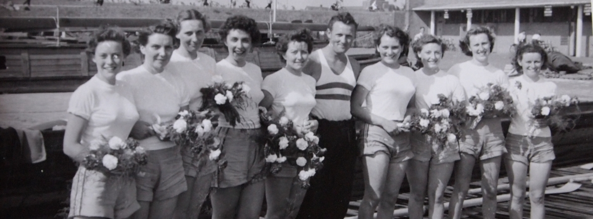 1952 England women's eight (Stuart Ladies RC)